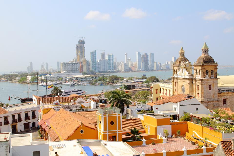 Cartagena, Colombia live abroad move overseas quit your job