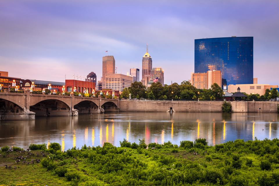 Indianapolis, where to travel in 2021, best destinations, best domestic destination