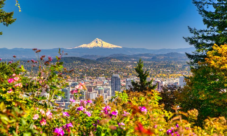 where to travel in 2021, where to travel in the US in 2021, Portland, domestic travel