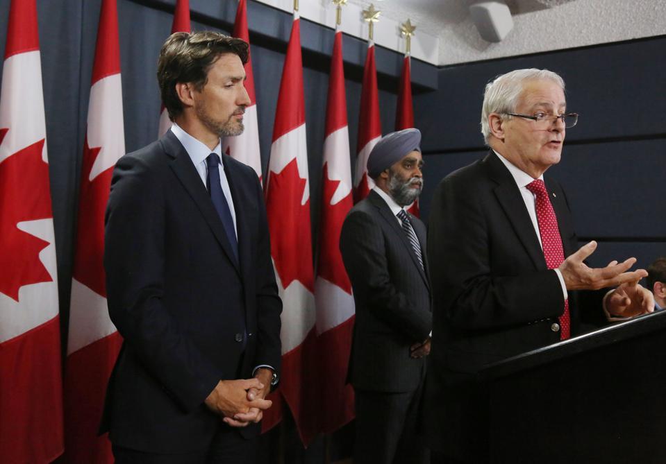 CANADA-POLITICS-TRUDEAU