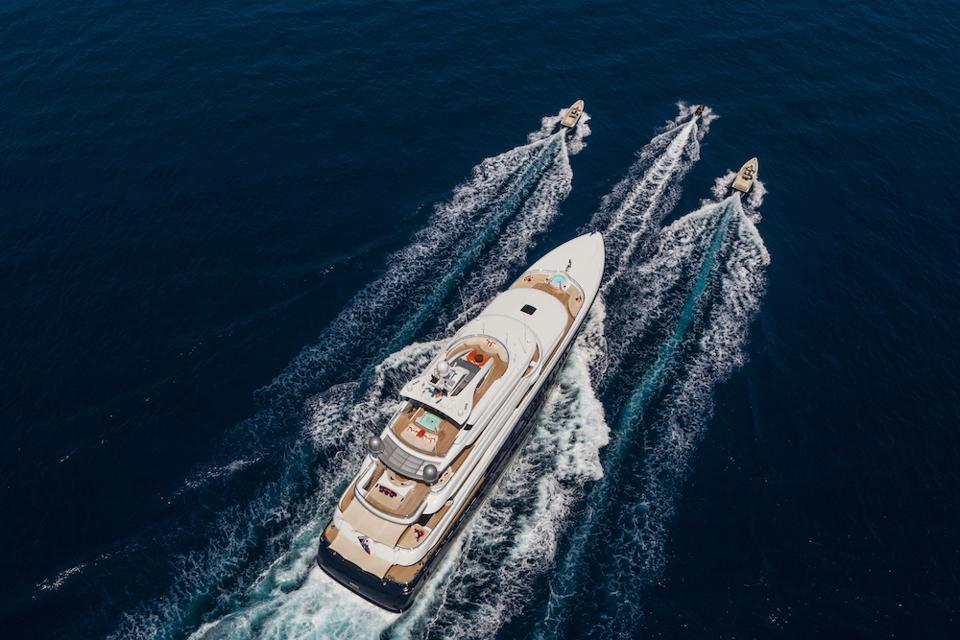 Cecil-Wright is a boutique yacht brokerage