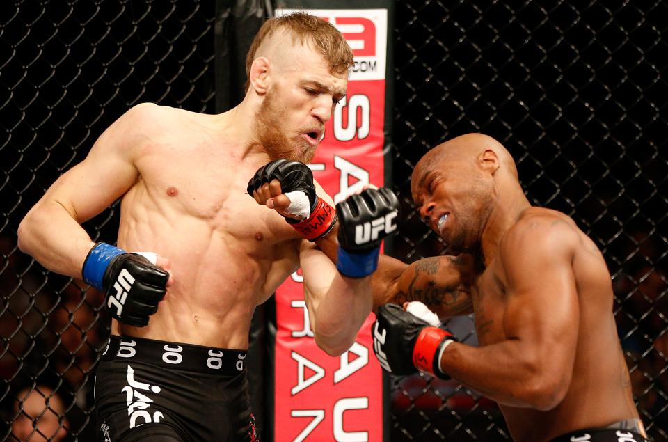 Conor McGregor faces Dustin Poirier in the main event of UFC 257.