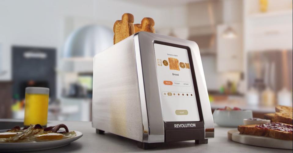 Revolution Cooking R180 2-Slice High-Speed Smart Toaster