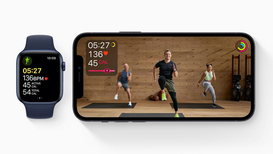 Apple Fitness+ could be the start of keeping your 2021 resolutions