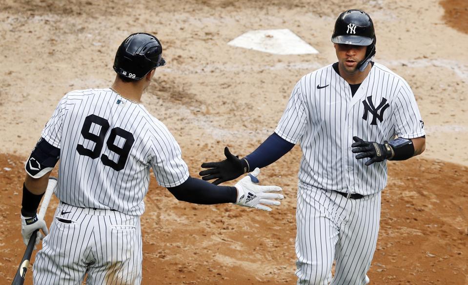 Miami Marlins v New York Yankees