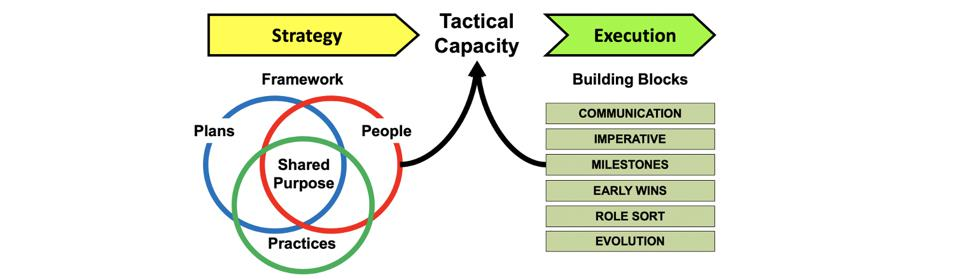 Strategy > Tactical Capacity > Execution