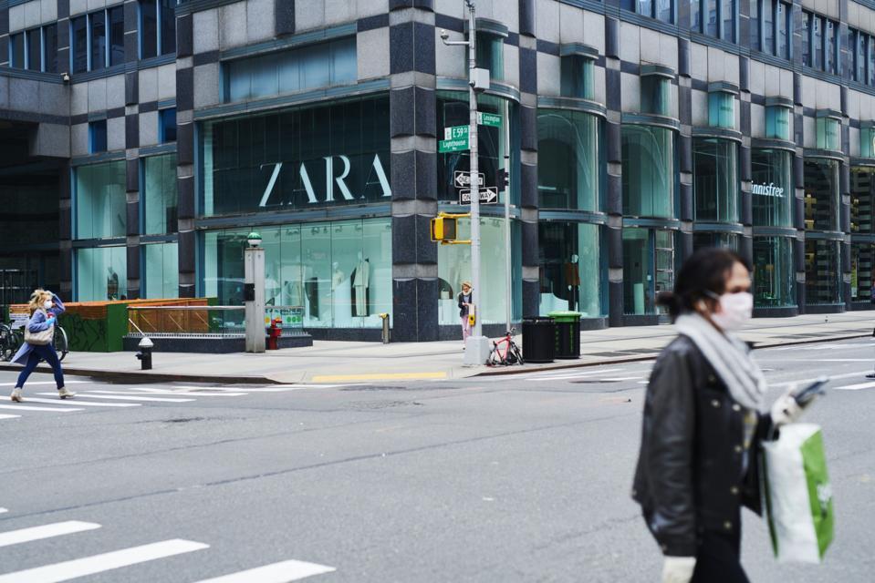 Retail Giants Shut Amid Coronavirus Outbreak