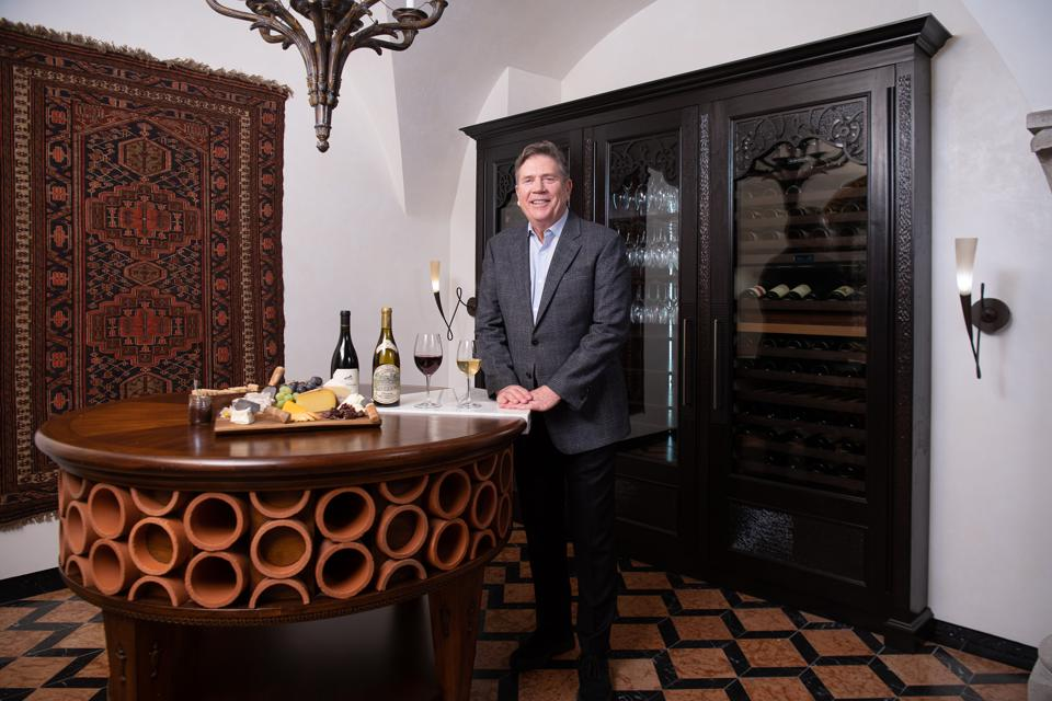 Chief Executive of Sub-Zero Group Inc., Jim Bakke loves nothing more than to combine two of his great interests: travel and wine.