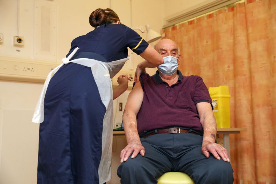 UK Debuts Oxford-AstraZeneca Covid-19 Vaccine
