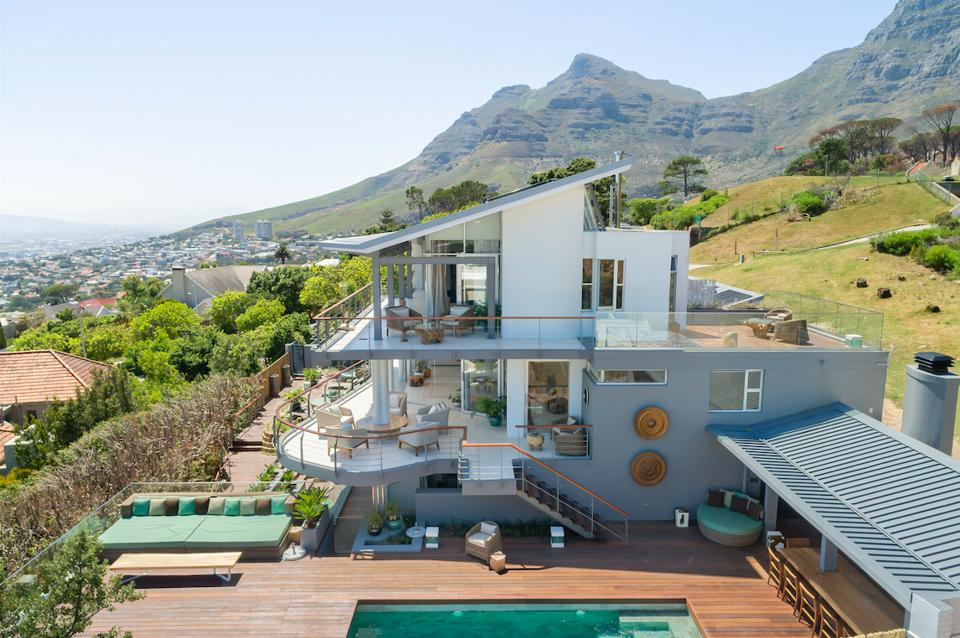 The recently-opened Residence by Atzaro – Cape Town.