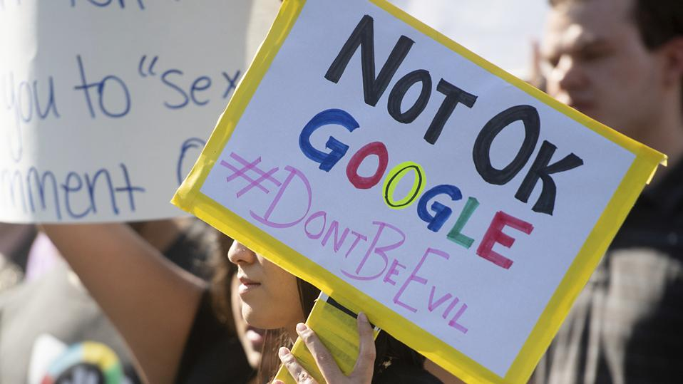We've Had Enough': Google Employees Form Union