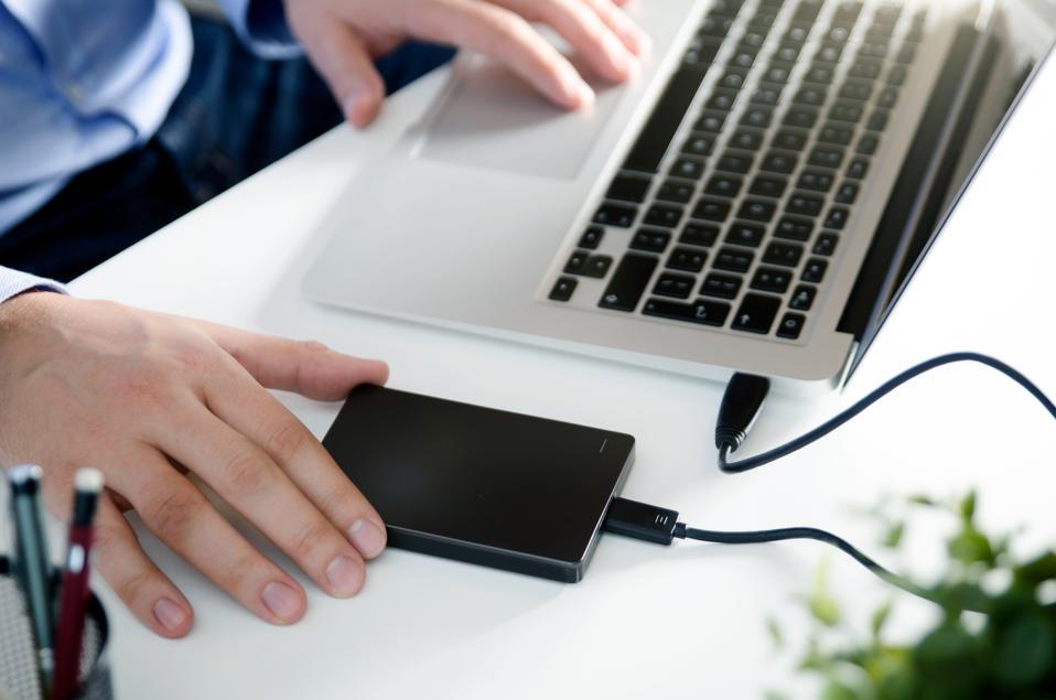 Laptop 1TB 2TB Portable External Hard Drive,Ultra Thin External Hard Drive External HDD Compatible for PC Silver-1TB Mac,Desktop