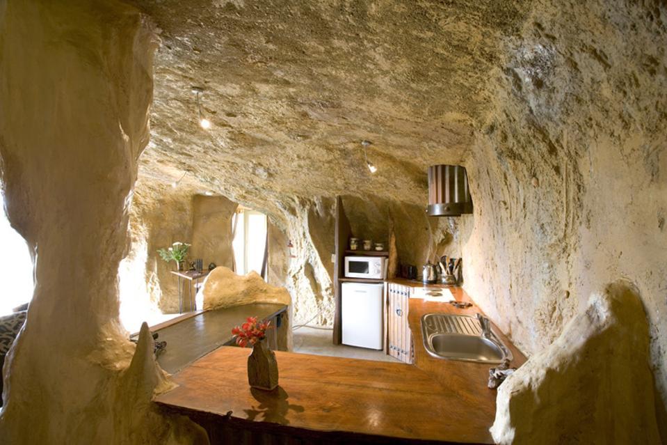 Cave House at Mira Mira