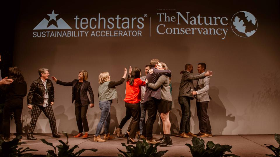 Techstars Sustainable Accelerator