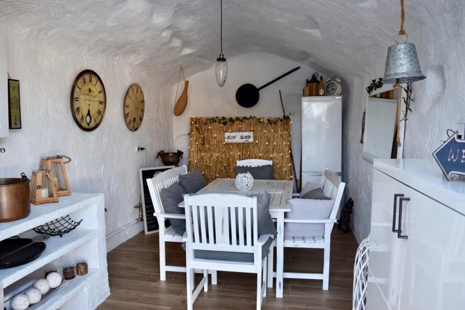 Cave Suite at Cuevas Helena