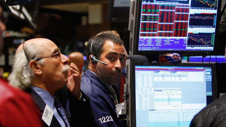 Dow Plunges Despite Fed Buyout Plan for Debt