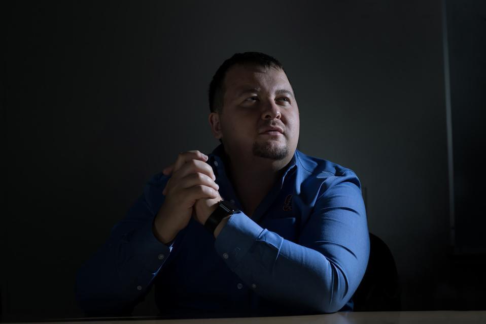 Momentus CEO Mikhail Kokorich