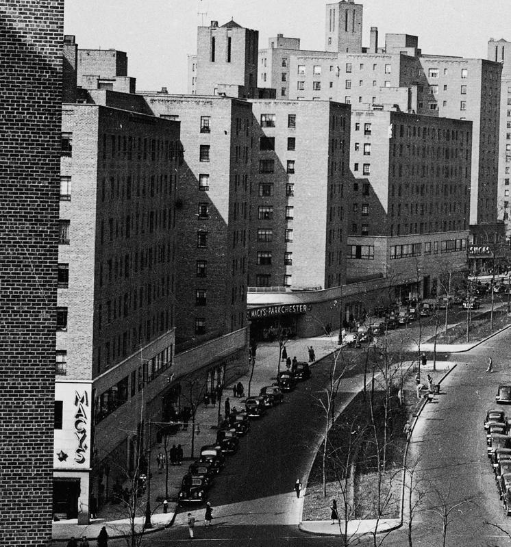Parkchester Housing Development, Bronx, New York City