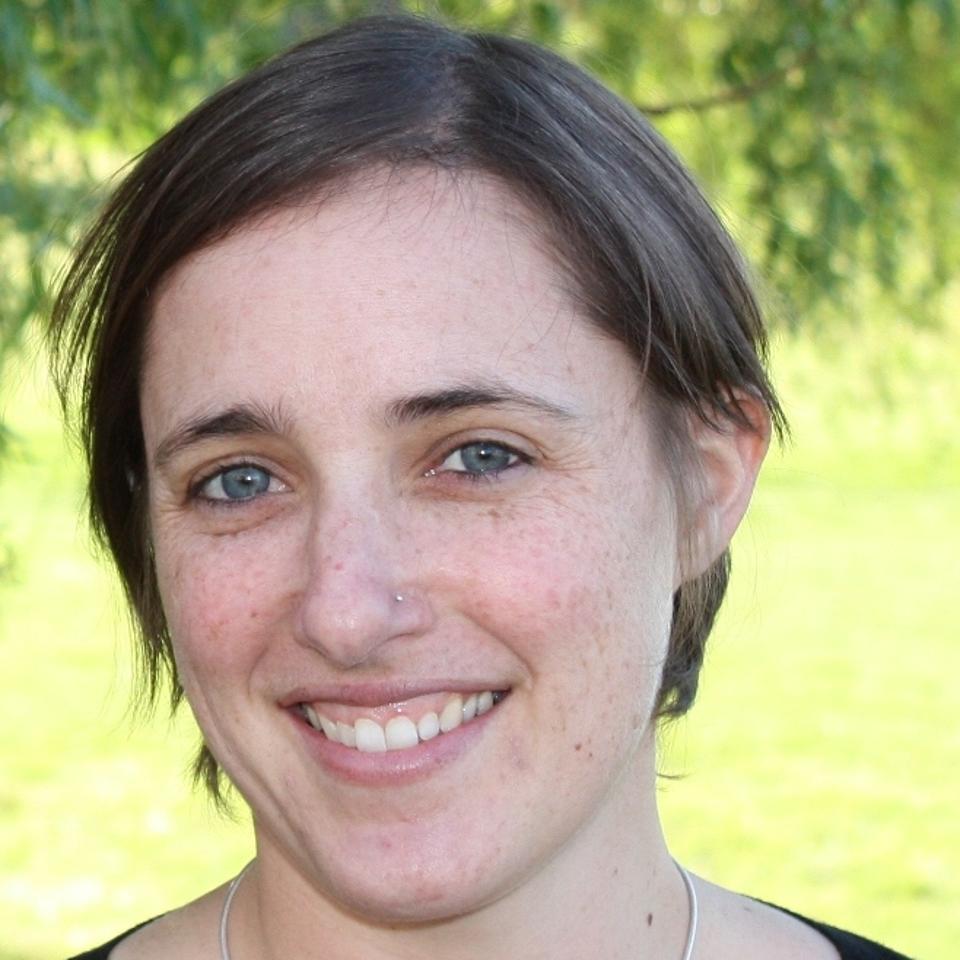 Melita Steele, Greenpeace's Director of Africa Programs
