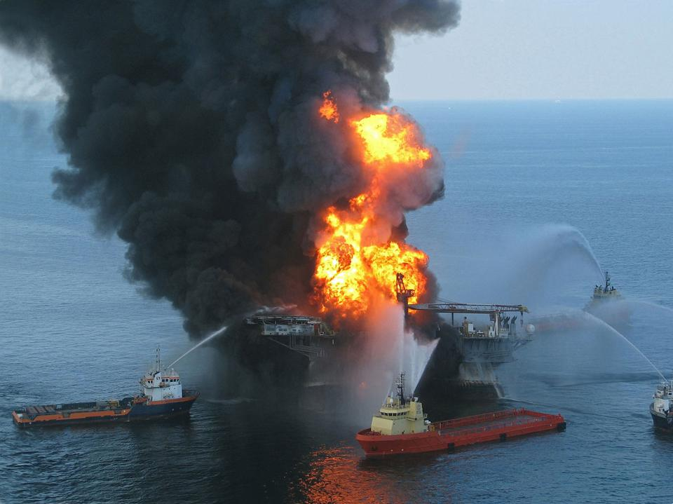 The 2010 Deepwater Horizon oil spill was the worst in U.S. history.  Both BP and Mitsui were found guilty of risky business practices and forced to pay record fines.