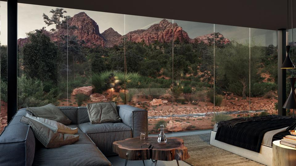 Ambiente Sedona is a new design hotel with epic views