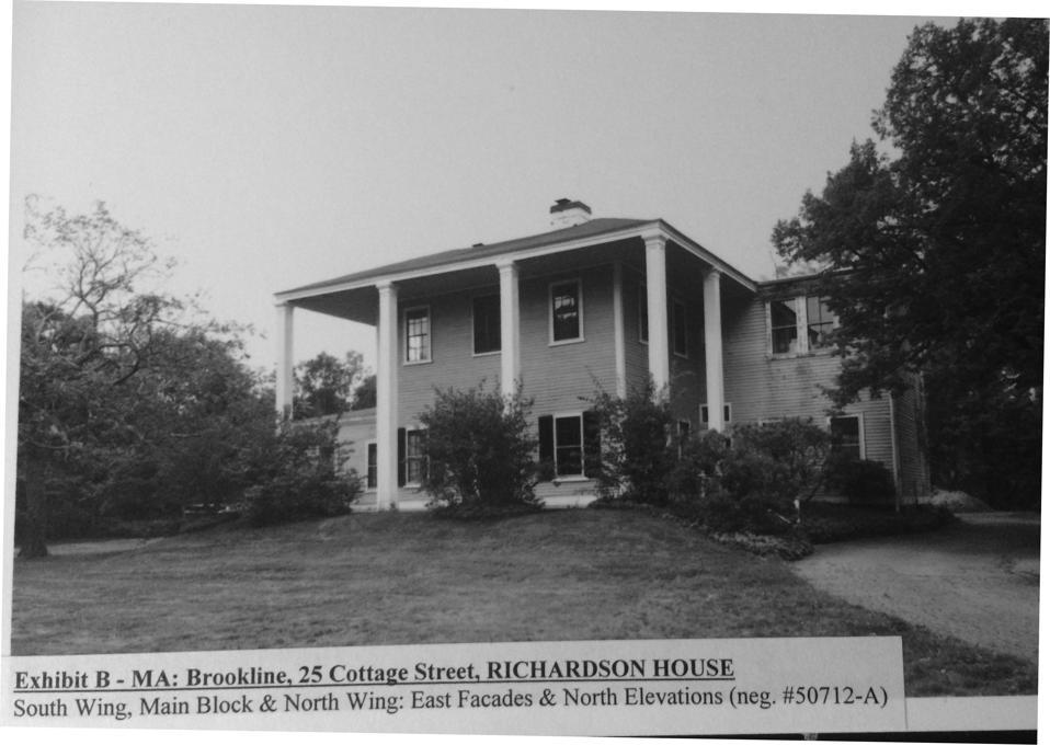 25 Cottage Street, Brookline, MA
