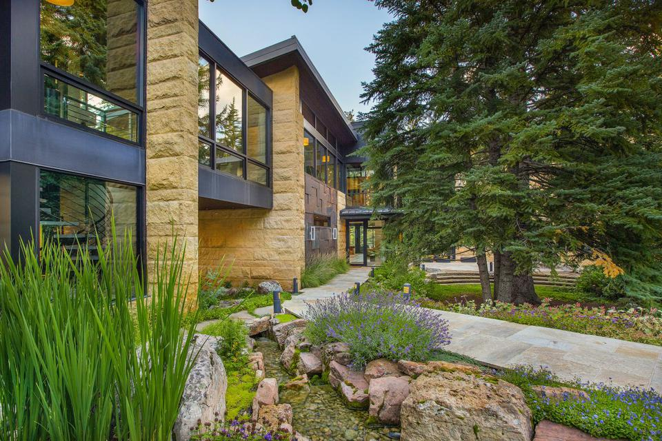 A luxury home in Vail, Colo.