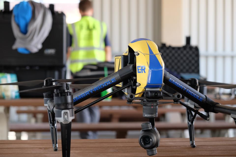 Embry-Riddle drone ready to fly