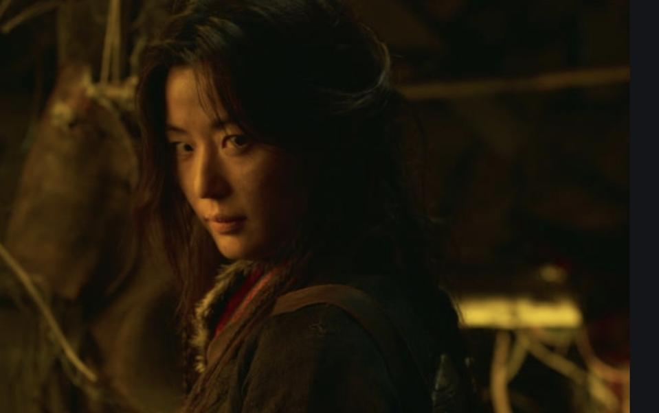 Jun Ji-hyun stars in the new installment of 'Kingdom,″ titled 'Ashin of the North.'