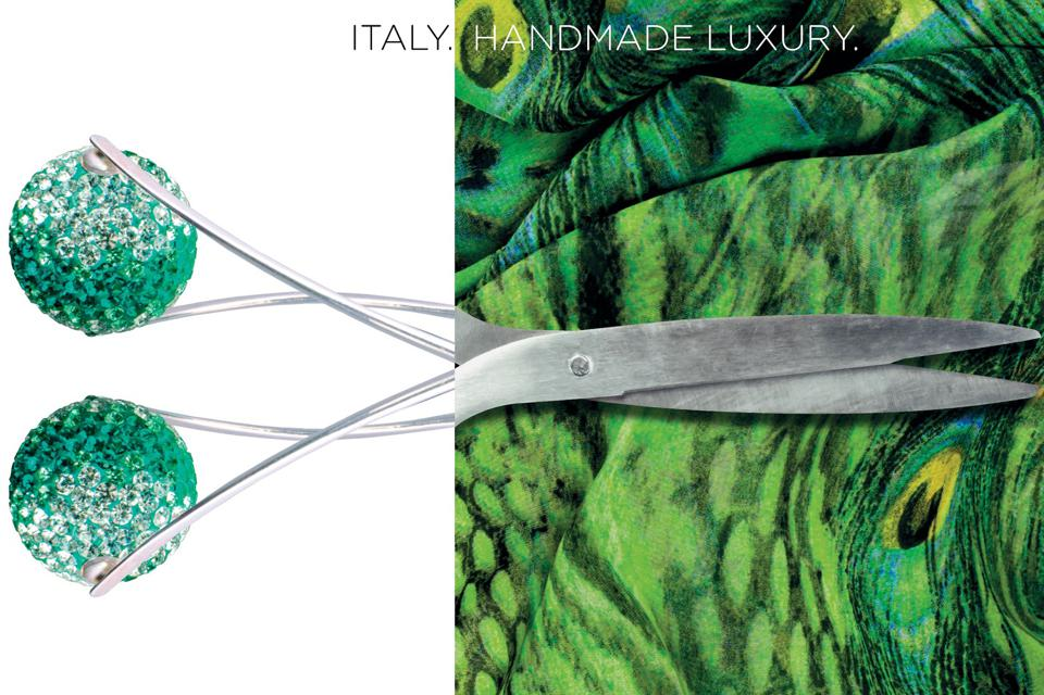 The Extraordinary Italian Jewelry website