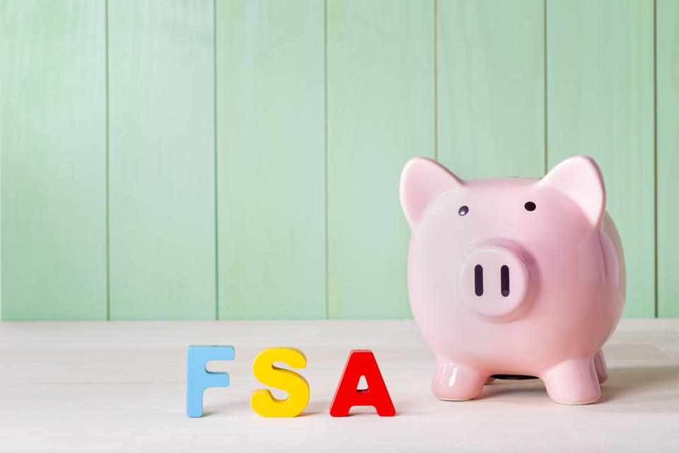 The higher your tax bracket, the more you save by signing up for healthcare and dependent care FSAs at work.