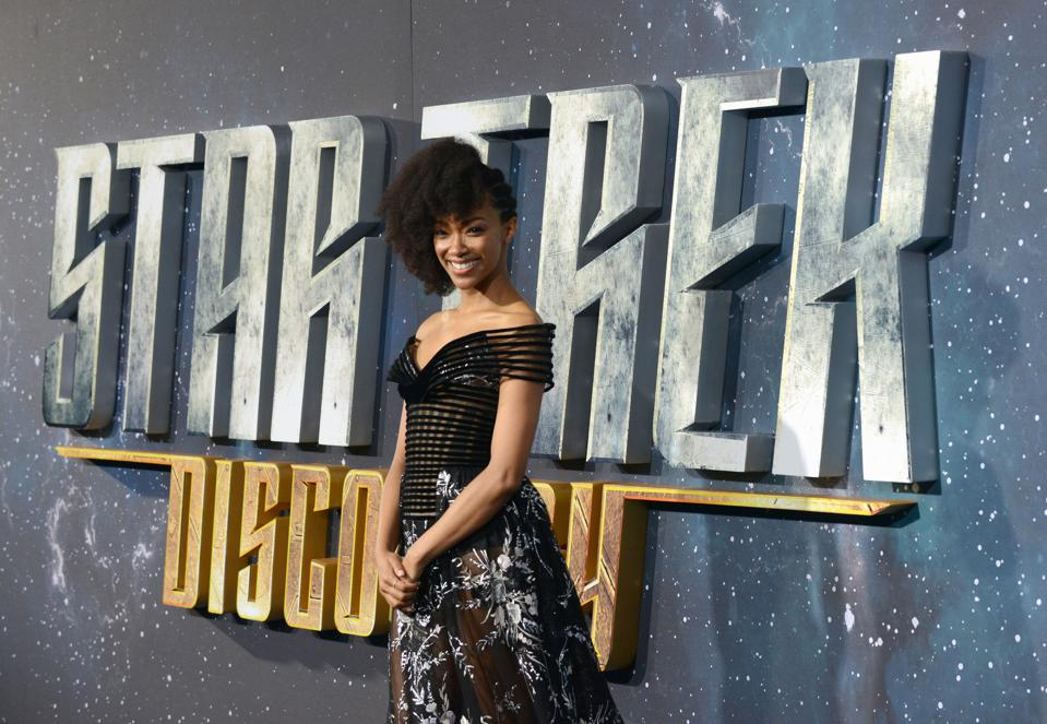 Premiere Of CBS's ″Star Trek: Discovery″ - Arrivals