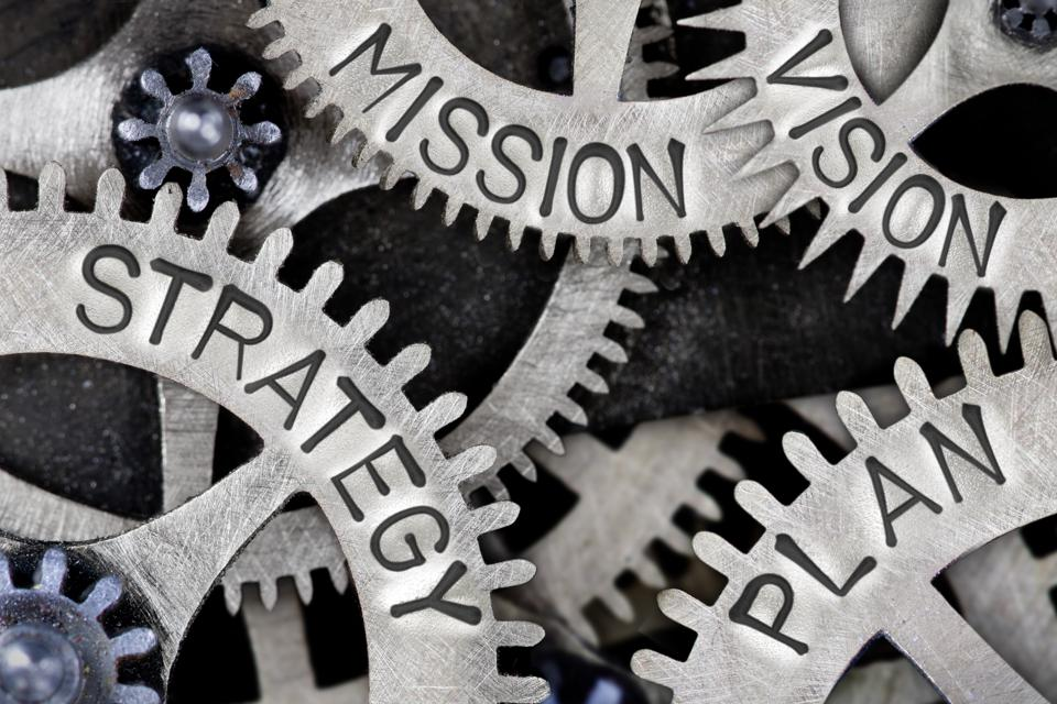 STRATEGY, MISSION, VISION AND PLAN