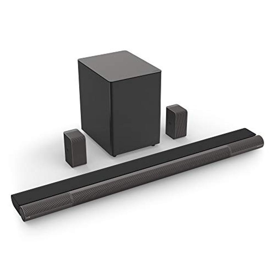Vizio Elevate 5.1.4 Home Theater Sound Bar with Dolby Atmos and DTS:X