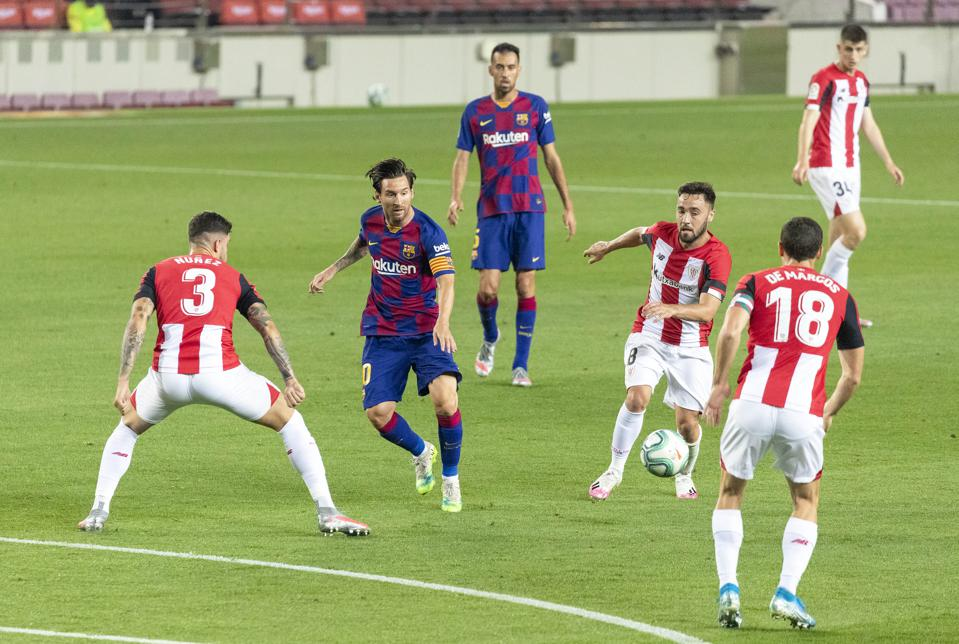 FC Barcelona Versus Athletic Bilbao Preview: Team News And ...