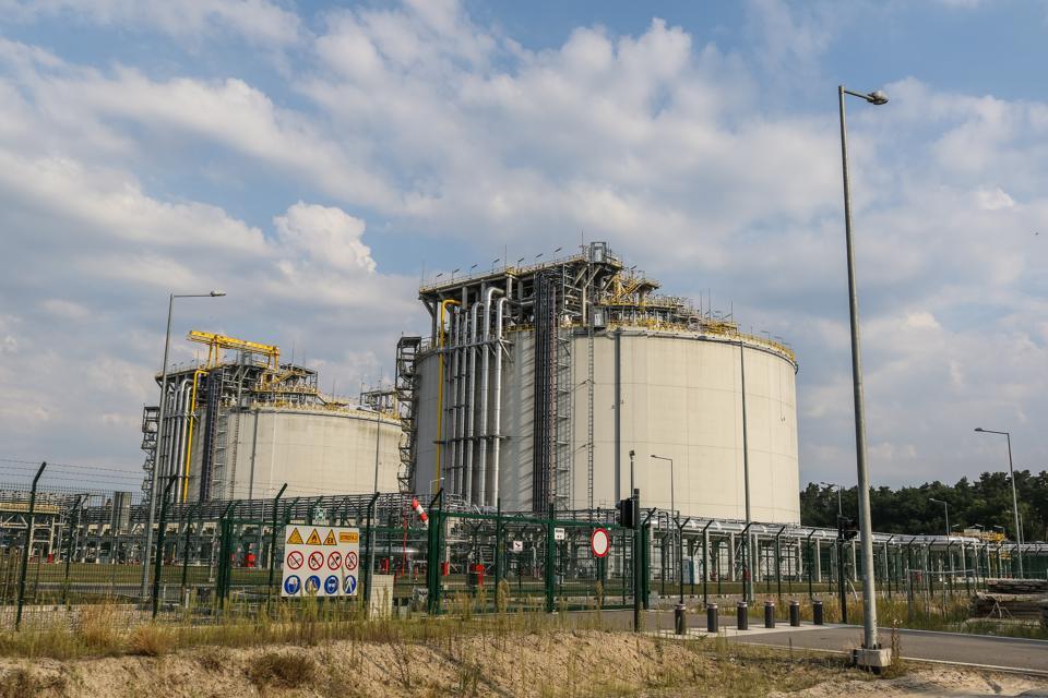 Swinoujscie LNG Terminal, Poland
