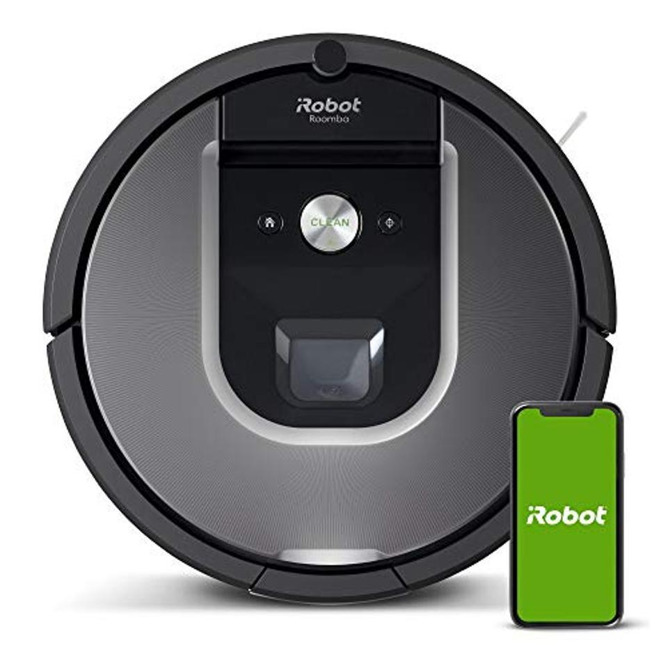 Robotic Vacuums Home & Kitchen Dry Wipe Amrobt Smart Robotic ...