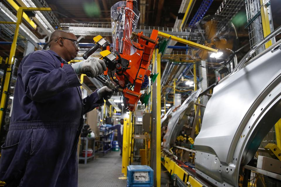 US-ECONOMY-TRANSPORT-MANUFACTURING-AUTOMOBILE-FORD
