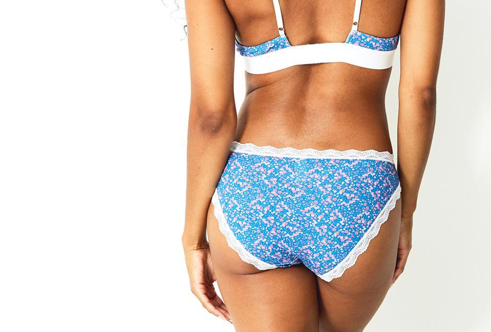 sustainable knickers, comfortable underwear