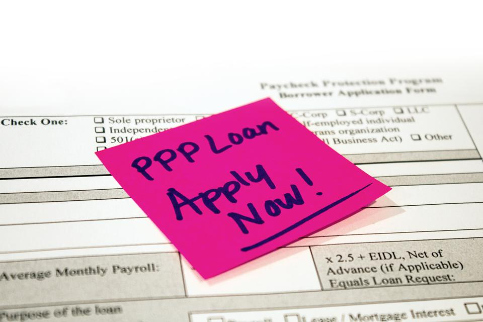Franchisors supported and reminded franchise owners to apply for PPP and EIDL funding.