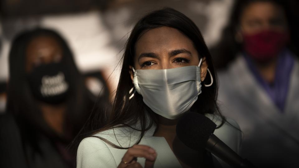 Politicians, Activists Rally In DC For Progressive Agenda For Biden Administration