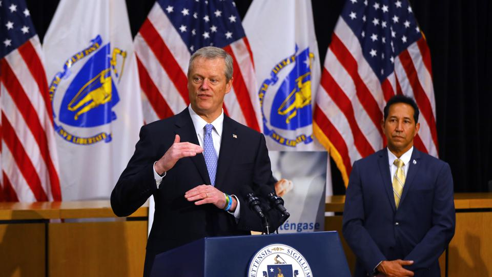 Mass. Discusses Police Reform