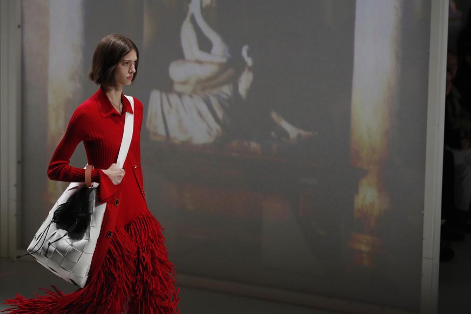 Italy Fashion F/W 20/21 Bottega Veneta