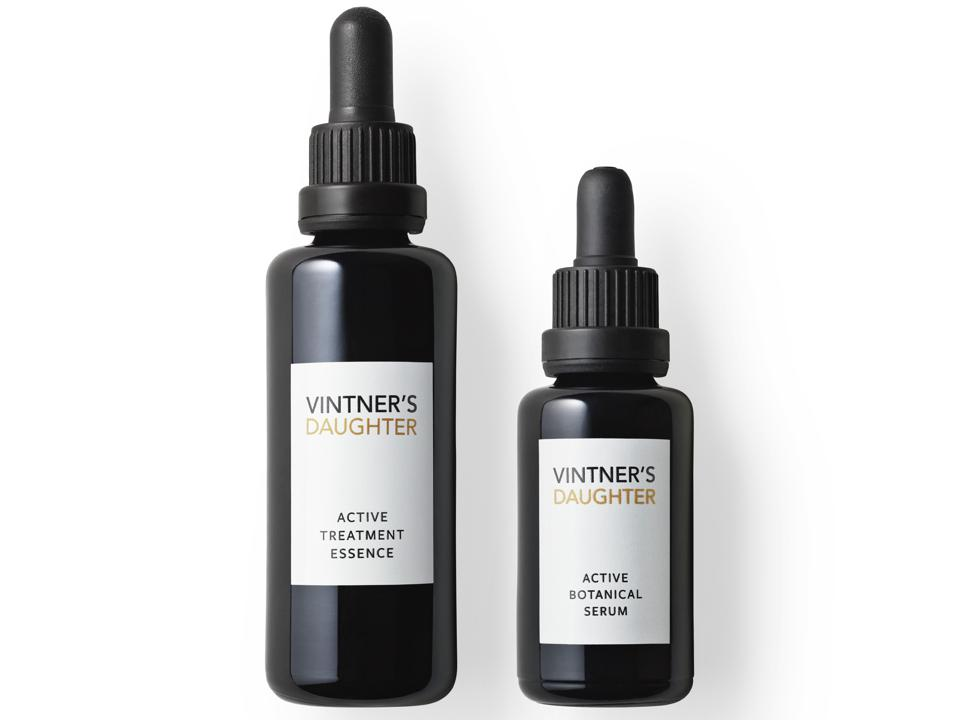 Vintner's Daughter Active Treatment Essence and Active Botanical Serum