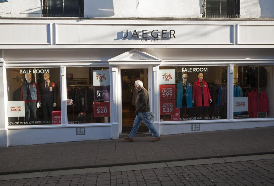 M S Move For Jaeger Could Trigger Scramble To Snap Up Fashion Brands