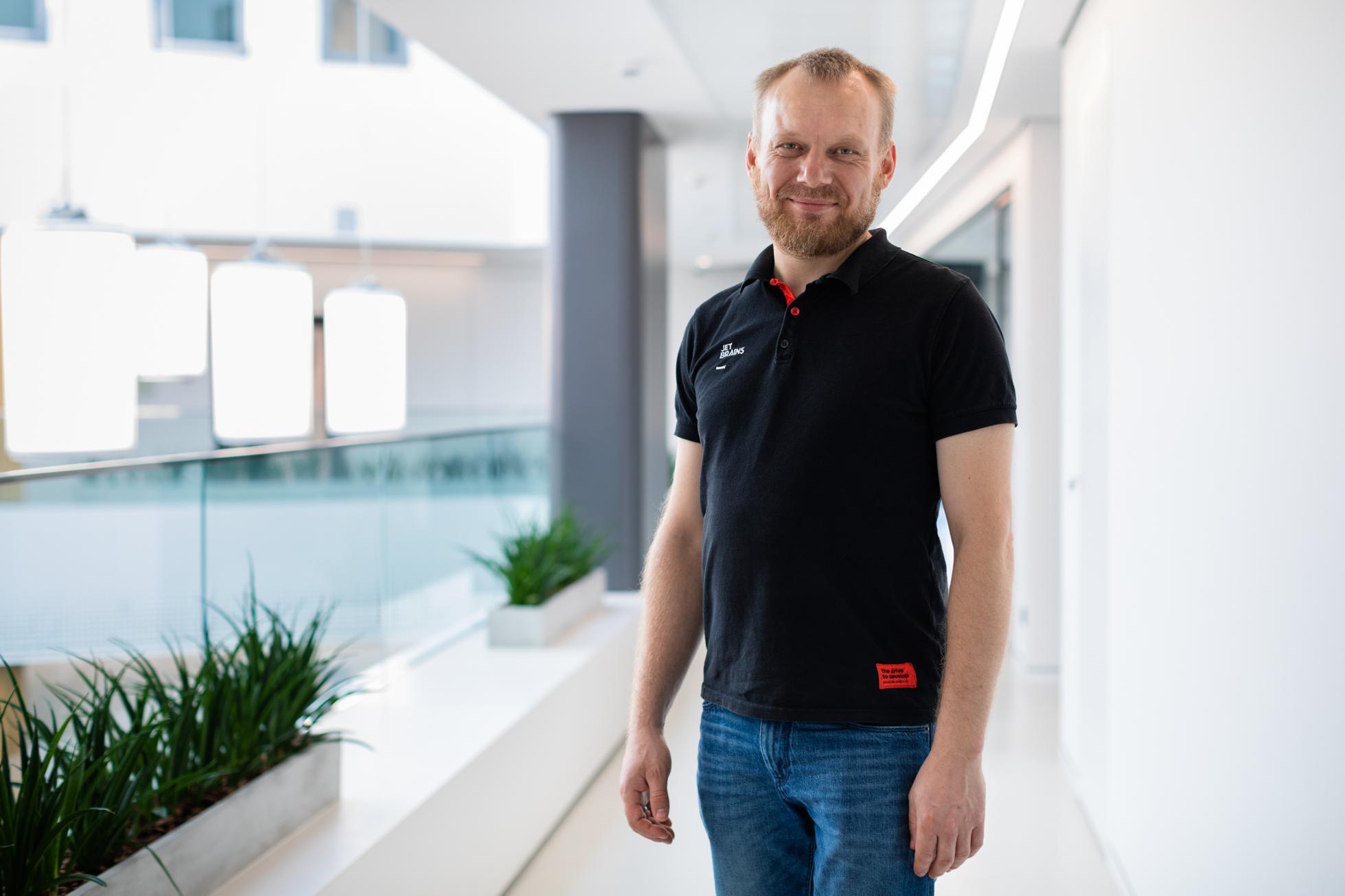 Maxim Shafirov, Managing Director of JetBrains, laments links to SolarWinds violations.