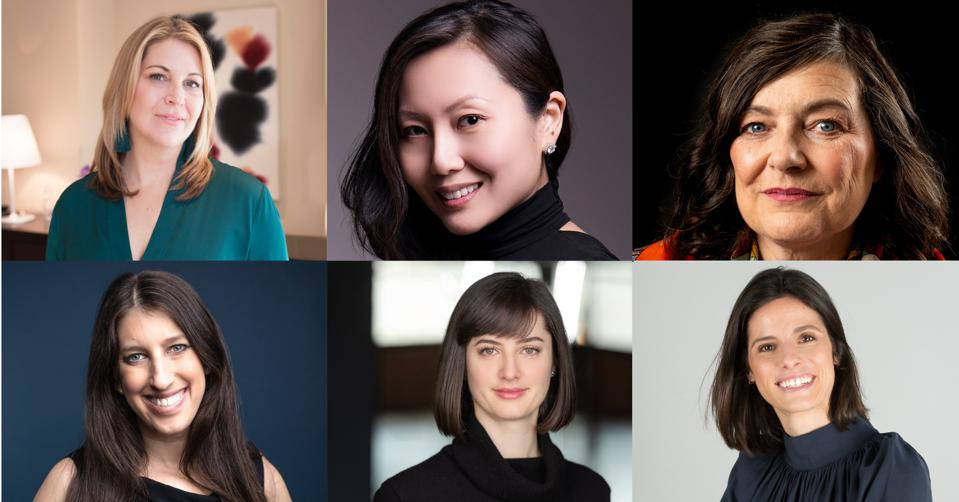 Six female leaders and businesswomen share their financial advice for 2021