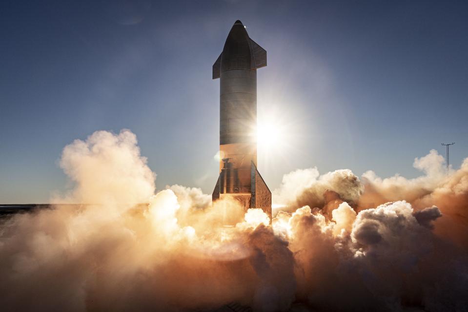 Starship SN8 launch December