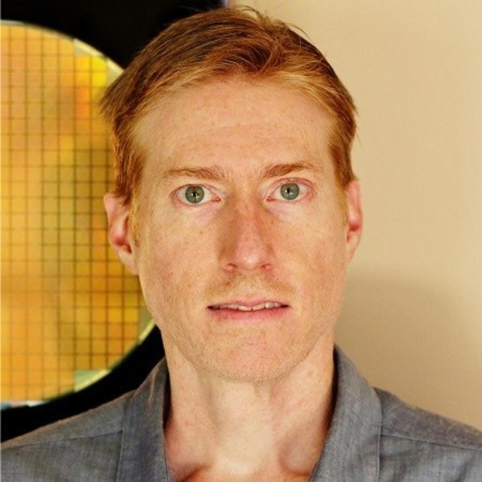Mike Davies, who leads Intel's neuromorphic computing lab