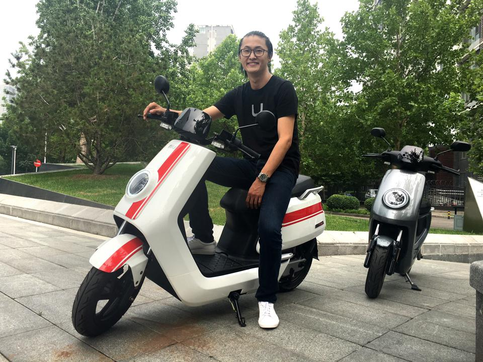 VW signs e-scooter cooperation agreement with Chinese start-up company